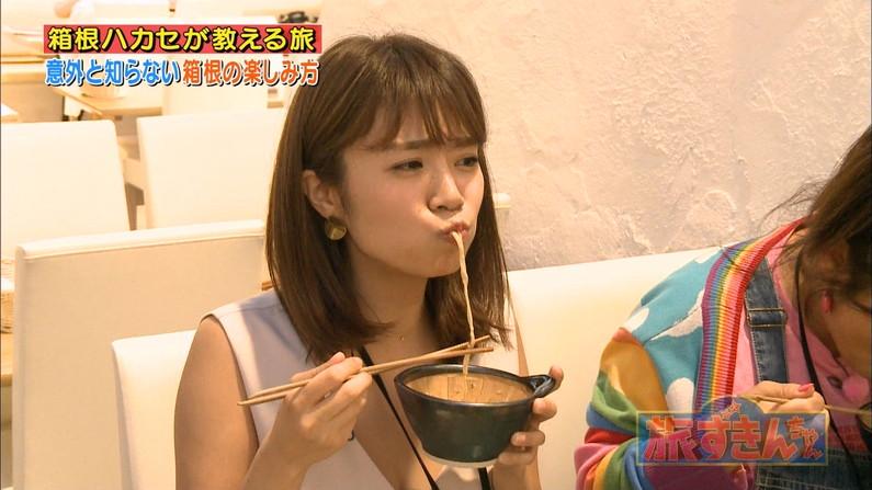 【疑似フェラキャプ画像】食レポするタレント達の表情が、どう見てもフェラ顔にしか見えないw 23