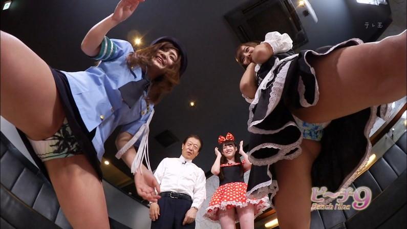 【おマ〇コキャプ画像】え!?テレビなのにこれハミマンしてね?ww 01