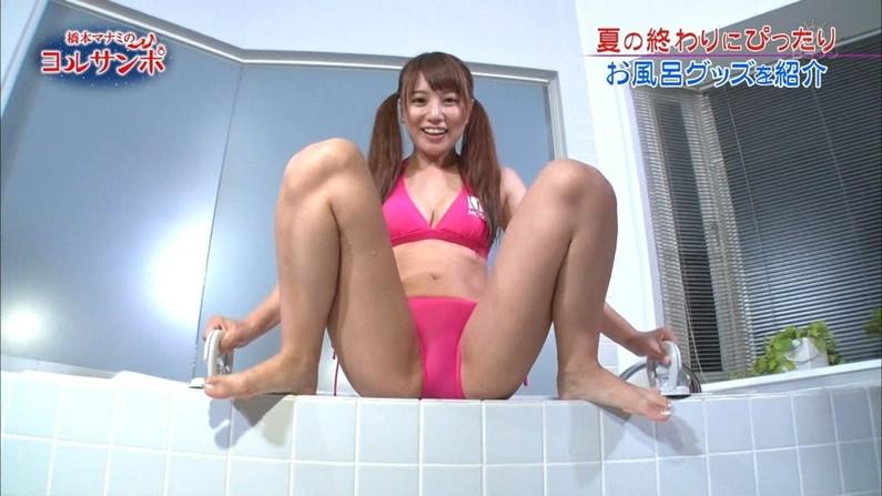【おマ〇コキャプ画像】え!?テレビなのにこれハミマンしてね?ww 17