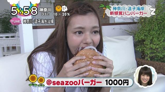 【疑似フェラキャプ画像】食レポする時どうしてもフェラ顔になっちゃうスケベなタレント達w 10