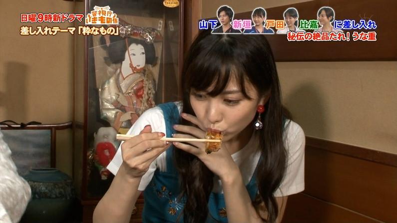 【疑似フェラキャプ画像】飲食シーンがどうしてもフェラ顔に見えちゃうww 03