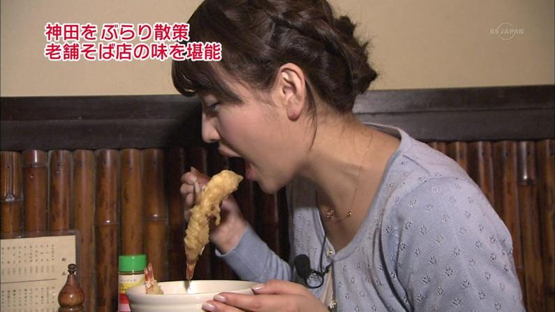 【疑似フェラキャプ画像】飲食シーンがどうしてもフェラ顔に見えちゃうww 07