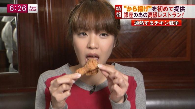 【疑似フェラキャプ画像】飲食シーンがどうしてもフェラ顔に見えちゃうww 08