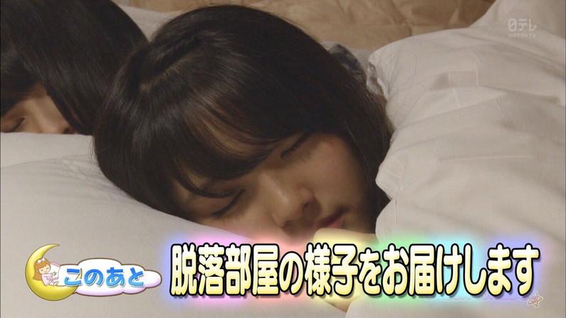 【寝顔キャプ画像】タレント達の無防備な寝姿に思わず夜這い仕掛けたくあるw 08