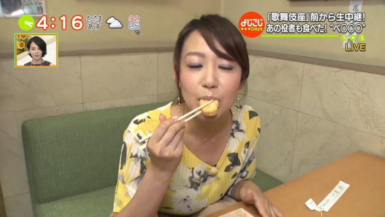 【疑似フェラキャプ画像】どんな妄想しながら食レポしたらそんなエロい顔になるんだよ?ww 20