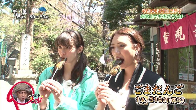 【疑似フェラキャプ画像】どんな妄想しながら食レポしたらそんなエロい顔になるんだよ?ww 24