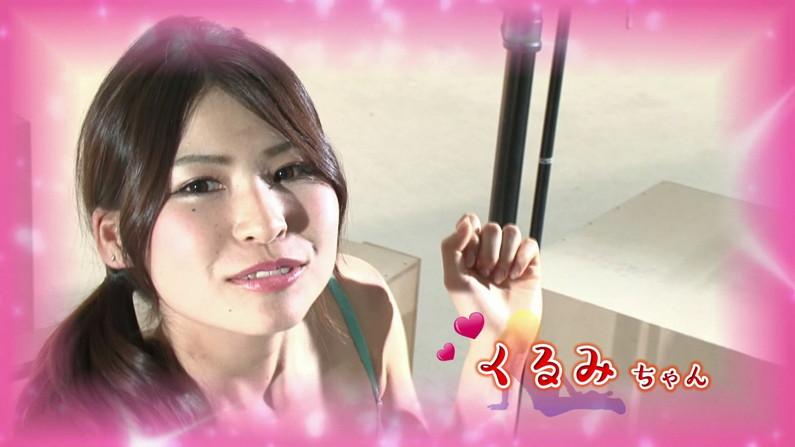 【お宝エロ画像】ケンコバのバコバコTVで美女達の生着替え!あわや乳首ポロリか!?w 43