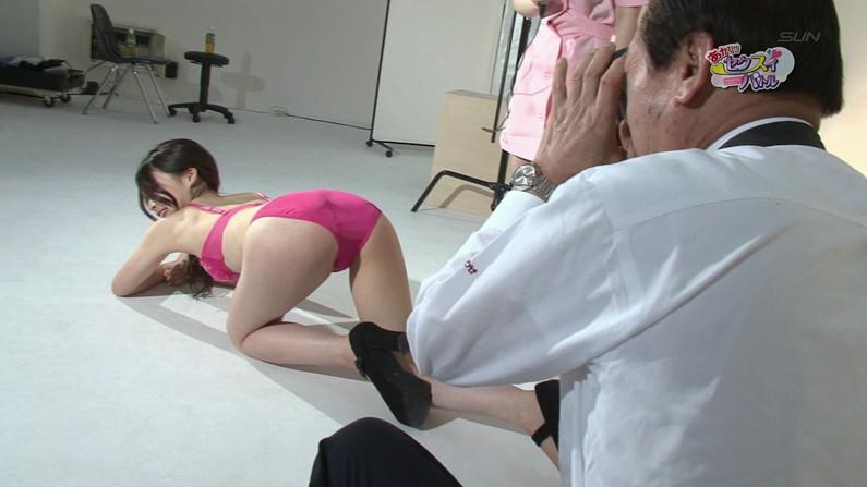 【お宝エロ画像】ケンコバのバコバコTVで美女達の生着替え!あわや乳首ポロリか!?w 54