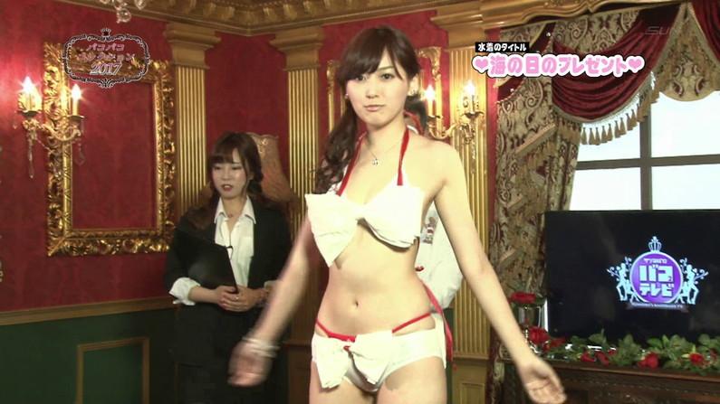 【お宝エロ画像】ケンコバのバコバコTVで美女達の生着替え!あわや乳首ポロリか!?w 62