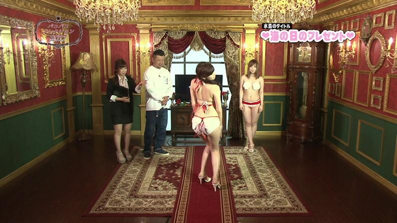 【お宝エロ画像】ケンコバのバコバコTVで美女達の生着替え!あわや乳首ポロリか!?w 63