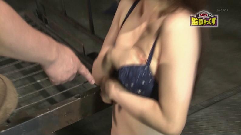 【お宝エロ画像】ケンコバのバコバコTVで美女達の生着替え!あわや乳首ポロリか!?w 74