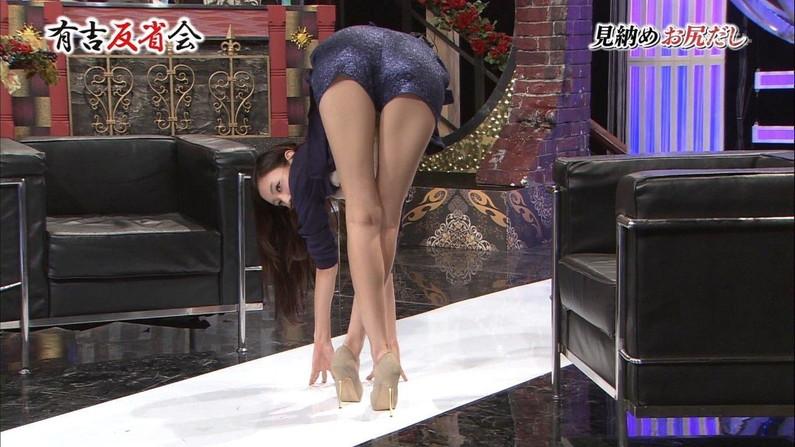 【太ももキャプ画像】タレント達のスラット綺麗な脚がエロくてたまらんw 15