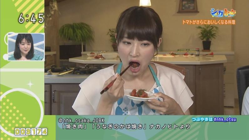 【疑似フェラキャプ画像】食レポしてる時のその顔されるとどうしてもフェラしてる所妄想しちゃうんですけどw 07