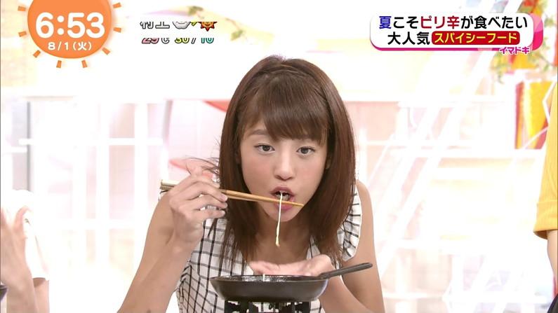 【疑似フェラキャプ画像】こんなやらしい顔しながら食レポするって一体何考えてるんだ?w 09