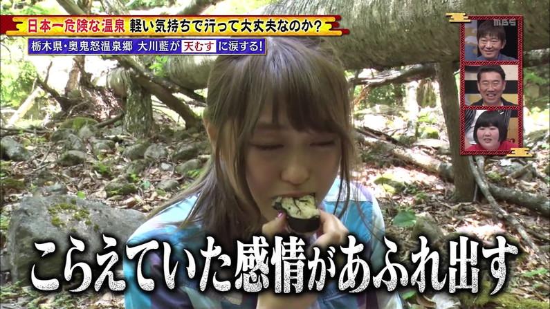 【疑似フェラキャプ画像】こんなやらしい顔しながら食レポするって一体何考えてるんだ?w 11