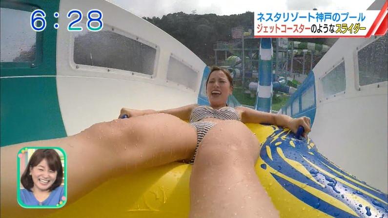 【ハミマンキャプ画像】カメラの前なのに思いっきりお股広げちゃう美女達w 11
