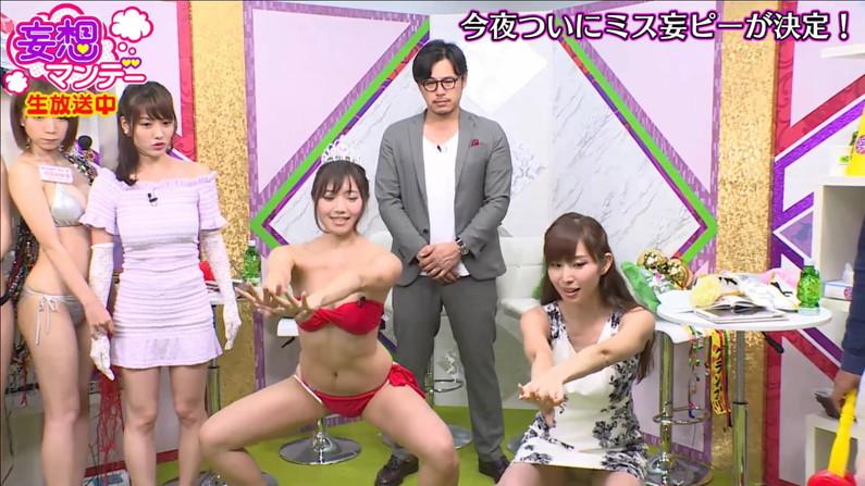 【ハミマンキャプ画像】カメラの前なのに思いっきりお股広げちゃう美女達w 20