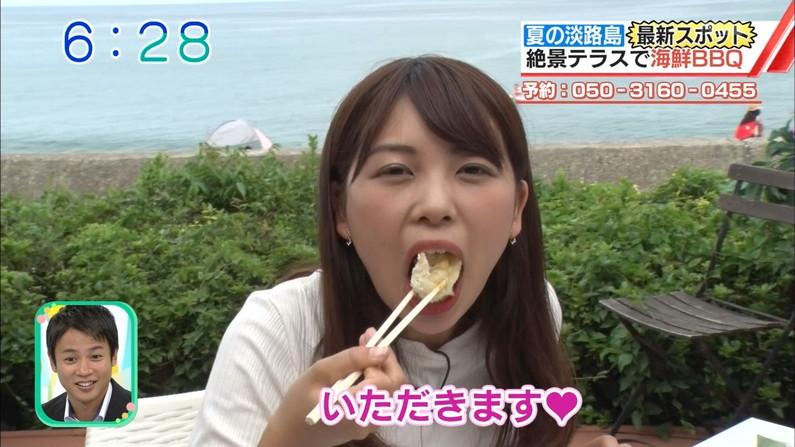 【疑似フェラキャプ画像】大口開けて食レポしてるタレント達の顔が卑猥な顔になってるw 24