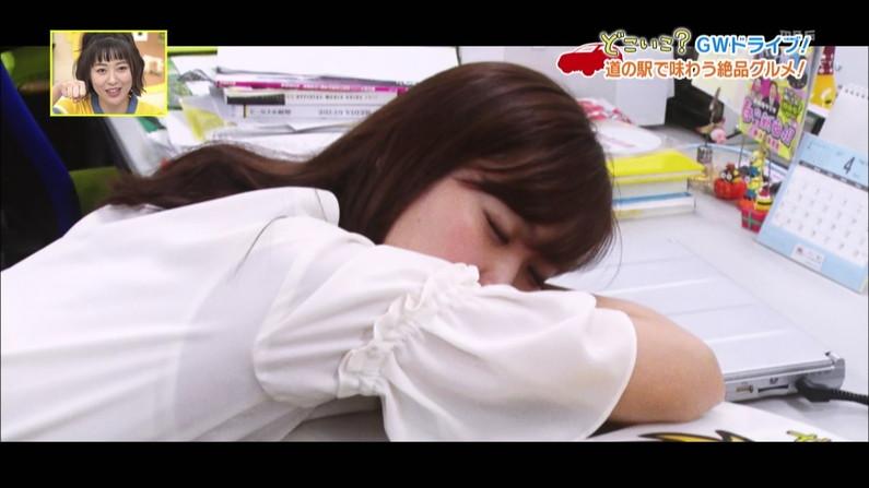 【寝顔キャプ画像】女子アナやアイドル達の寝顔が可愛すぎるんですけどw