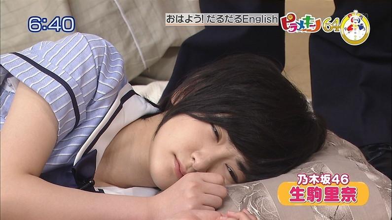 【寝顔キャプ画像】女子アナやアイドル達の寝顔が可愛すぎるんですけどw 03