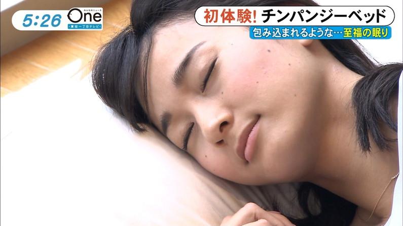 【寝顔キャプ画像】女子アナやアイドル達の寝顔が可愛すぎるんですけどw 11