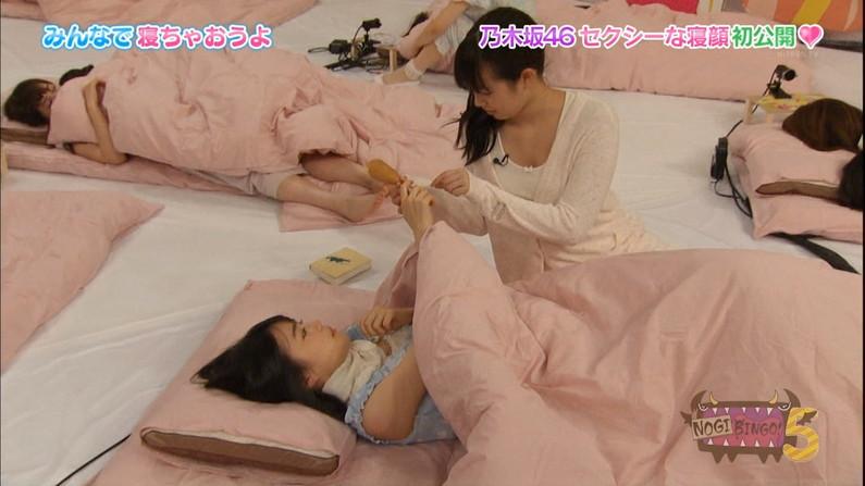 【寝顔キャプ画像】女子アナやアイドル達の寝顔が可愛すぎるんですけどw 14