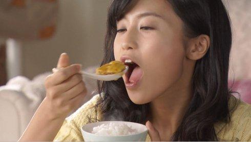 【疑似フェラキャプ画像】どうしてタレントさん達はこんなやらしい顔して食レポするんだろうか?w 11