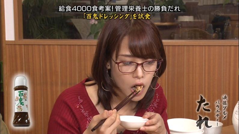 【疑似フェラキャプ画像】どうしてタレントさん達はこんなやらしい顔して食レポするんだろうか?w 22