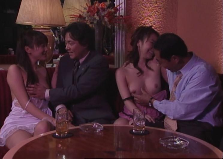 【オッパイキャプ画像】テレビなのに思いっきり乳首までモロ見せしちゃってるよww 16