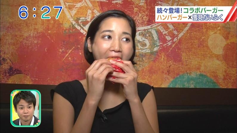 【疑似フェラキャプ画像】食レポするとどうしてもフェラ顔になっちゃうタレント達w 24
