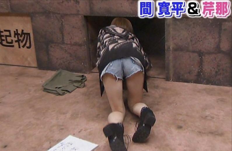 【太ももキャプ画像】自慢の美脚をこれ見よがしに披露するタレント達w 09
