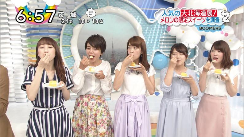 【疑似フェラキャプ画像】食レポでこんなエロい食べ方するからフェラしてるみたいにしか見えないんだよw 14