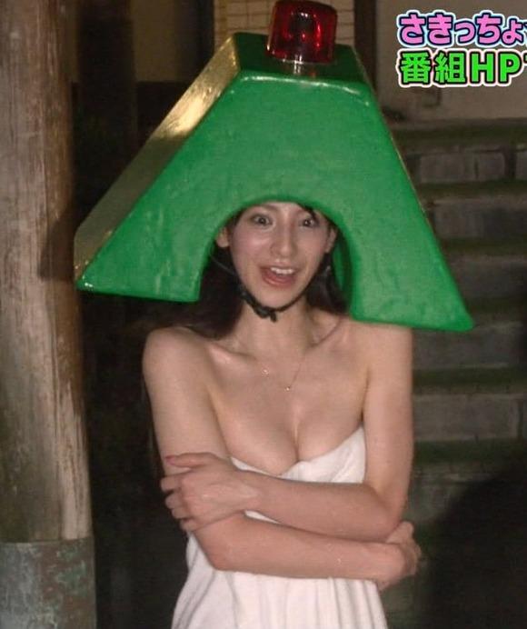 【温泉キャプ画像】美女達のやらしい谷間が気になる温泉レポ画像ww 11