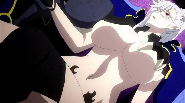 【アニメキャプ画像】アニメに映った綺麗な乳首やちょっとしたエロキャプ画像w 20