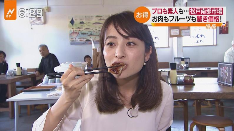 【疑似フェラキャプ画像】食レポするのにそのエロい顔は何ですか!?ww 20