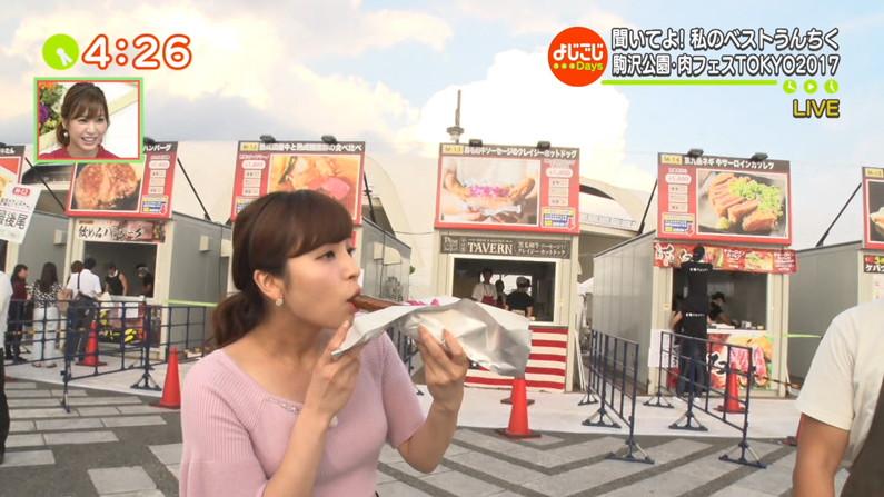【疑似フェラキャプ画像】食レポするのにそのエロい顔は何ですか!?ww 23