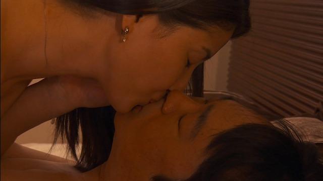 【キスキャプ画像】見てるこっちまでドキドキしちゃうキスシーンやキス顔w