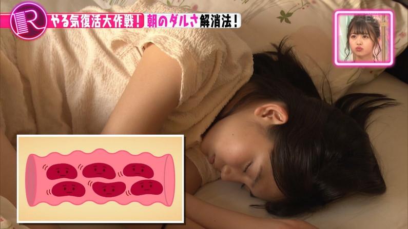 【寝顔キャプ画像】思わず添い寝でもしたくなるようなアイドル達の可愛い寝顔ww 15
