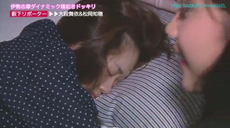 【寝顔キャプ画像】思わず添い寝でもしたくなるようなアイドル達の可愛い寝顔ww 20