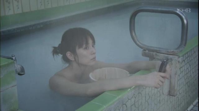 【入浴キャプ画像】ドラマなどで女優さん達が演じる入浴シーンがエロいw 01