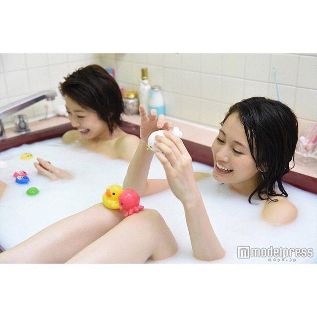 【入浴キャプ画像】ドラマなどで女優さん達が演じる入浴シーンがエロいw 05