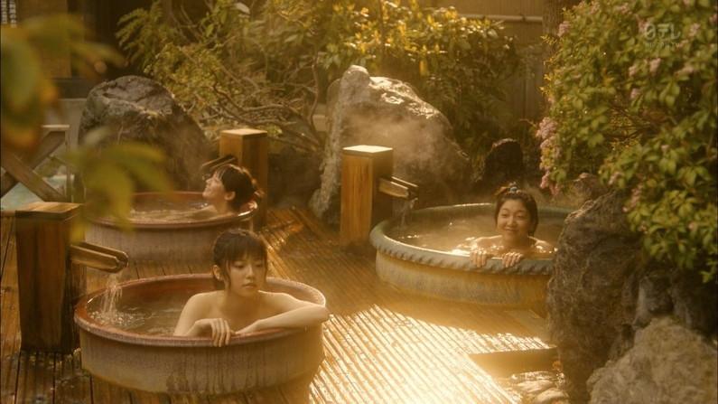 【入浴キャプ画像】ドラマなどで女優さん達が演じる入浴シーンがエロいw 06