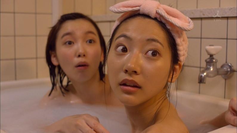 【入浴キャプ画像】ドラマなどで女優さん達が演じる入浴シーンがエロいw 08