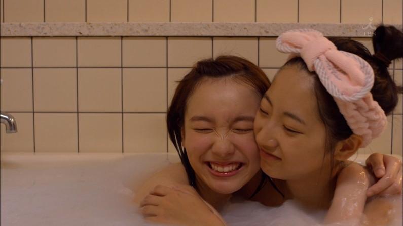 【入浴キャプ画像】ドラマなどで女優さん達が演じる入浴シーンがエロいw 10
