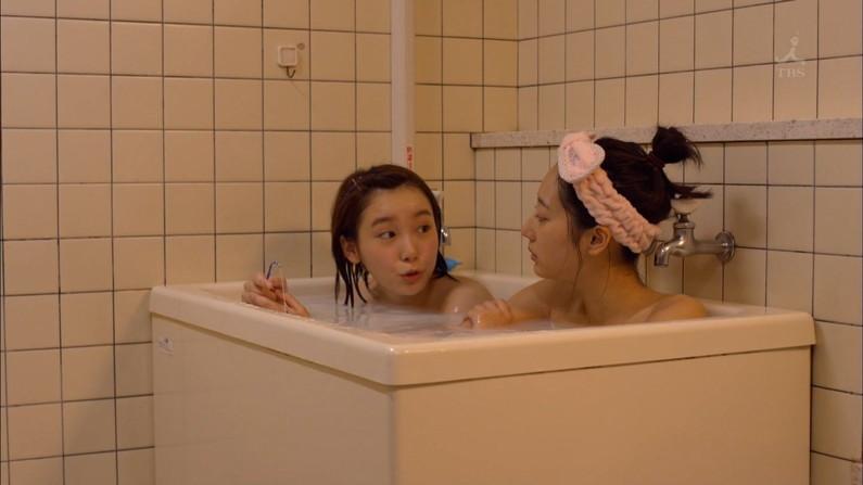 【入浴キャプ画像】ドラマなどで女優さん達が演じる入浴シーンがエロいw 16