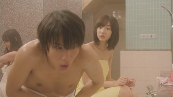【入浴キャプ画像】ドラマなどで女優さん達が演じる入浴シーンがエロいw 17