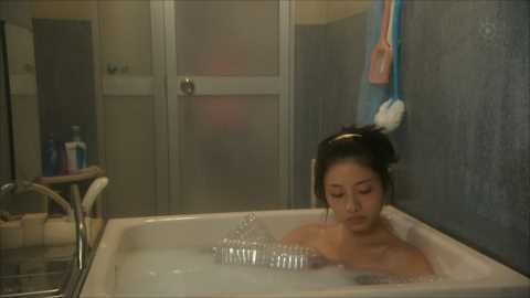 【入浴キャプ画像】ドラマなどで女優さん達が演じる入浴シーンがエロいw 18