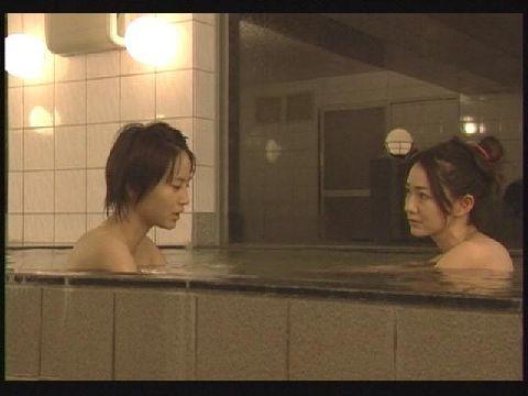 【入浴キャプ画像】ドラマなどで女優さん達が演じる入浴シーンがエロいw 22