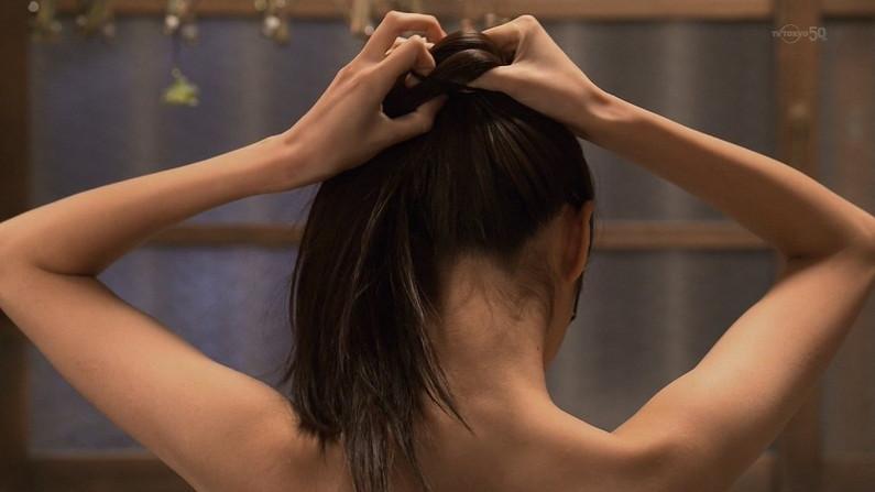 【入浴キャプ画像】ドラマなどで女優さん達が演じる入浴シーンがエロいw 24