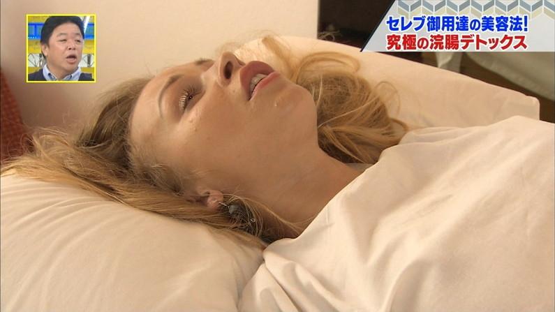 【逝き顔キャプ画像】思わずセックス中ですか?と聞きたくなるような逝き顔晒したタレント達w 01